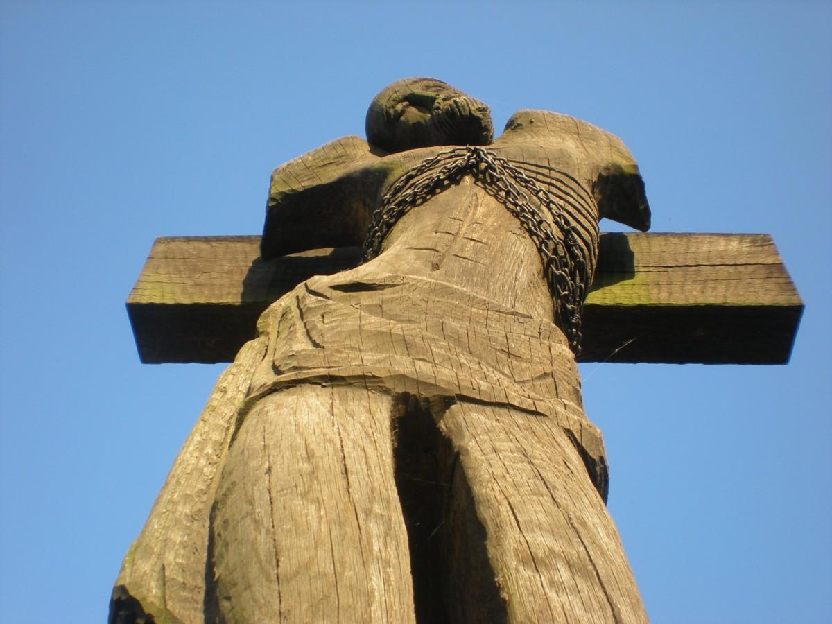 Gratis afbeeldingen monument standbeeld symbool godsdienst blauw kruis begraafplaats - Smeden van ijzeren ...
