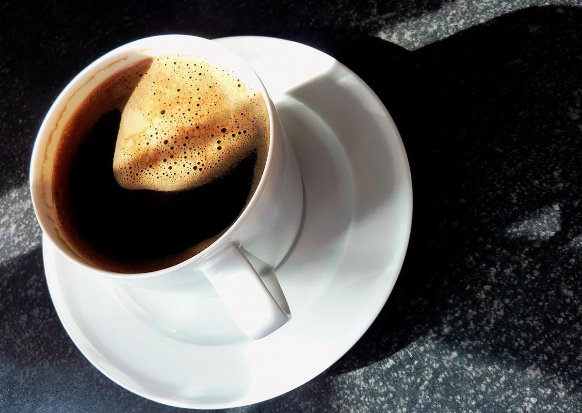 hvit te koffein