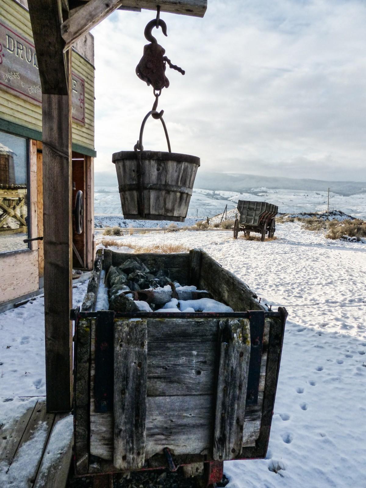 Free Images Landscape Snow Winter Vintage Antique