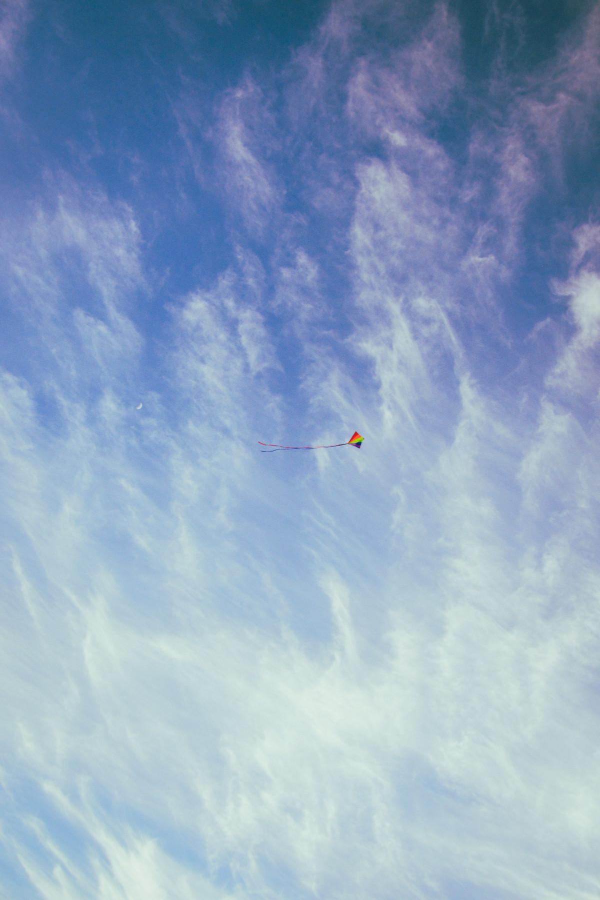 можете картинка облака небо воздушный змей массой