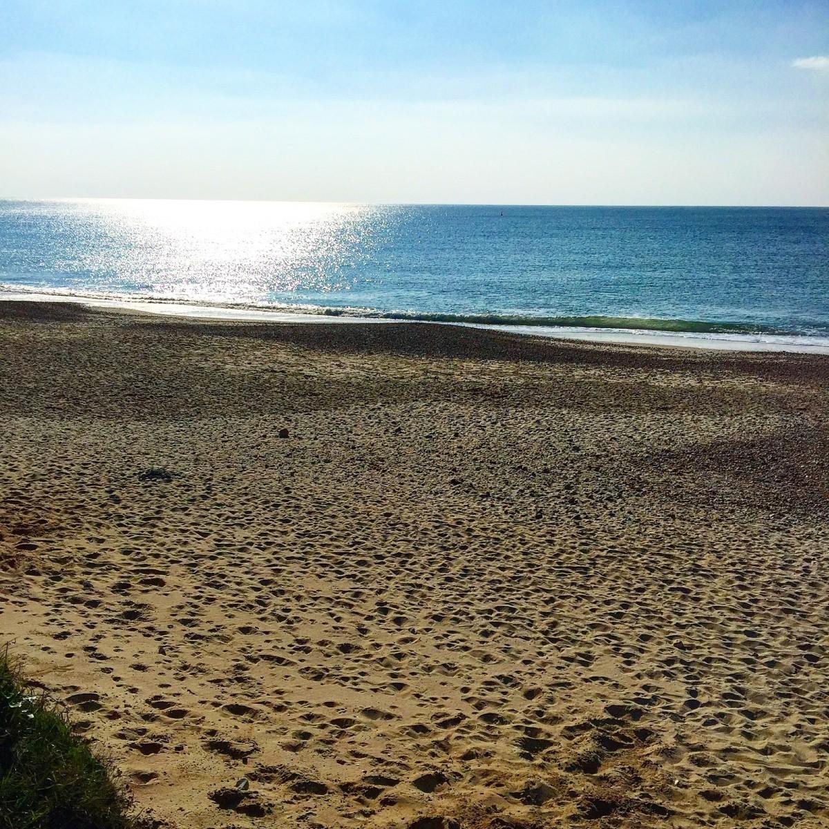 ビーチ, 海, 海岸, 砂, 海洋, 地平線, 太陽光, 海岸, 波, 休暇, 湾, 材料, 水域, ケープ, マッドフラット, 風の波