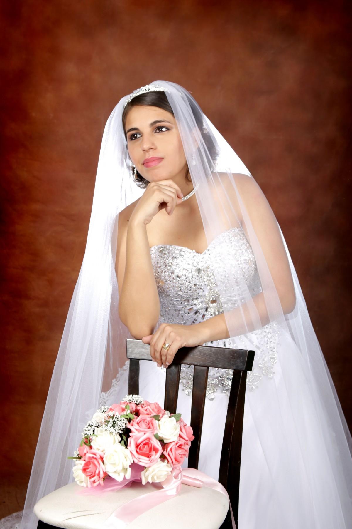 Как еибат невеста разу была