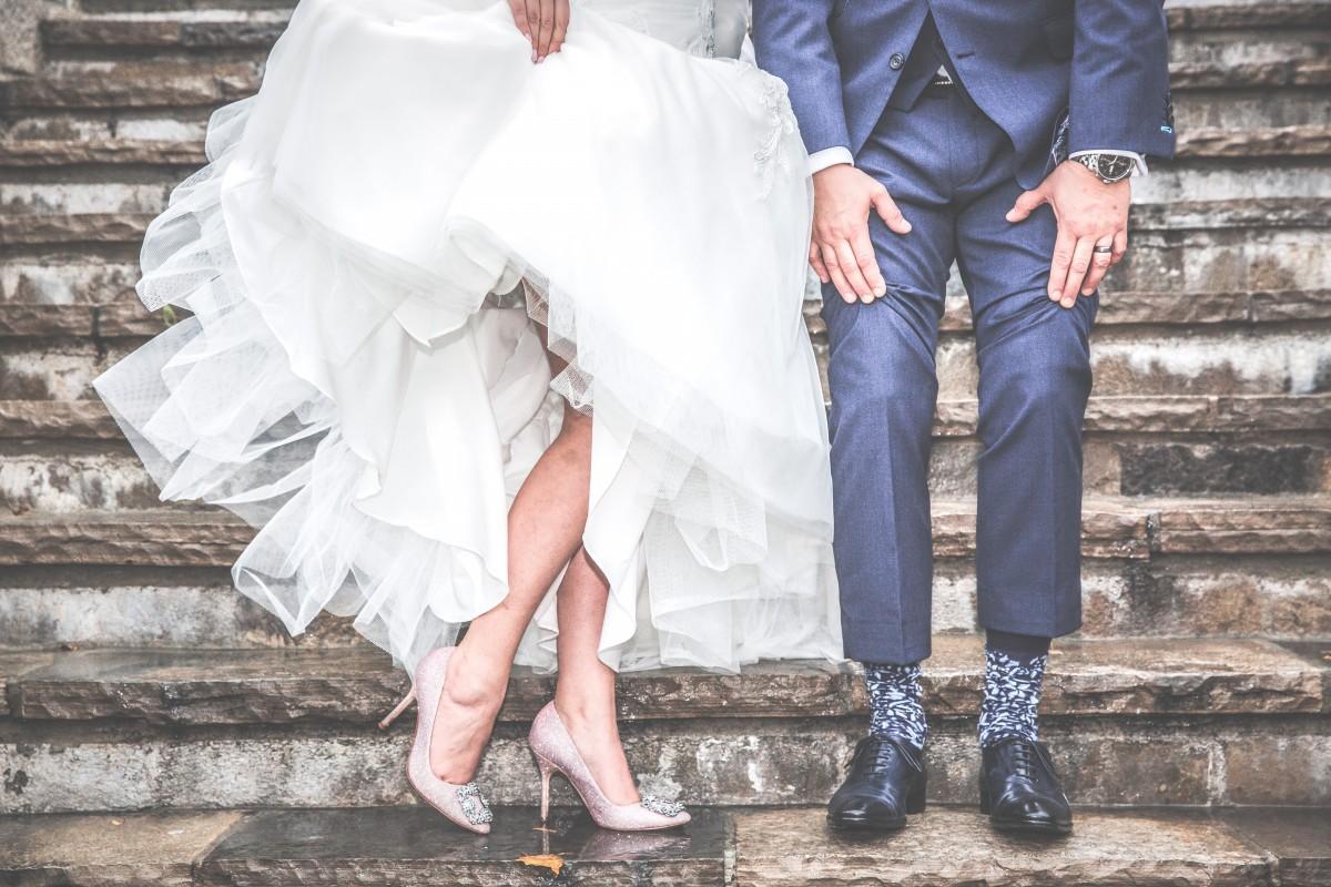 Фото невест нога на ногу, Снова невесты. Ножки (42 фото) » Триникси 7 фотография