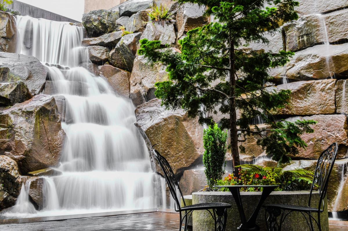 водопады картинки своими появления