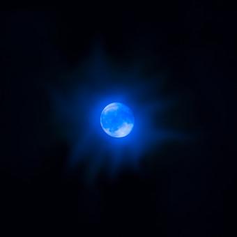 光,空,夜,雰囲気,スペース,闇