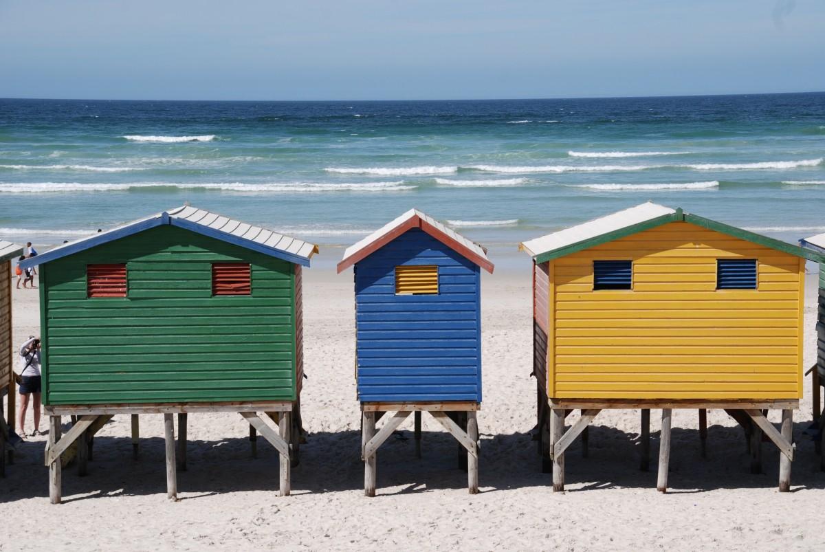 fotos gratis mar agua madera choza caba a azul casas rurales caba as de playa 3872x2592. Black Bedroom Furniture Sets. Home Design Ideas