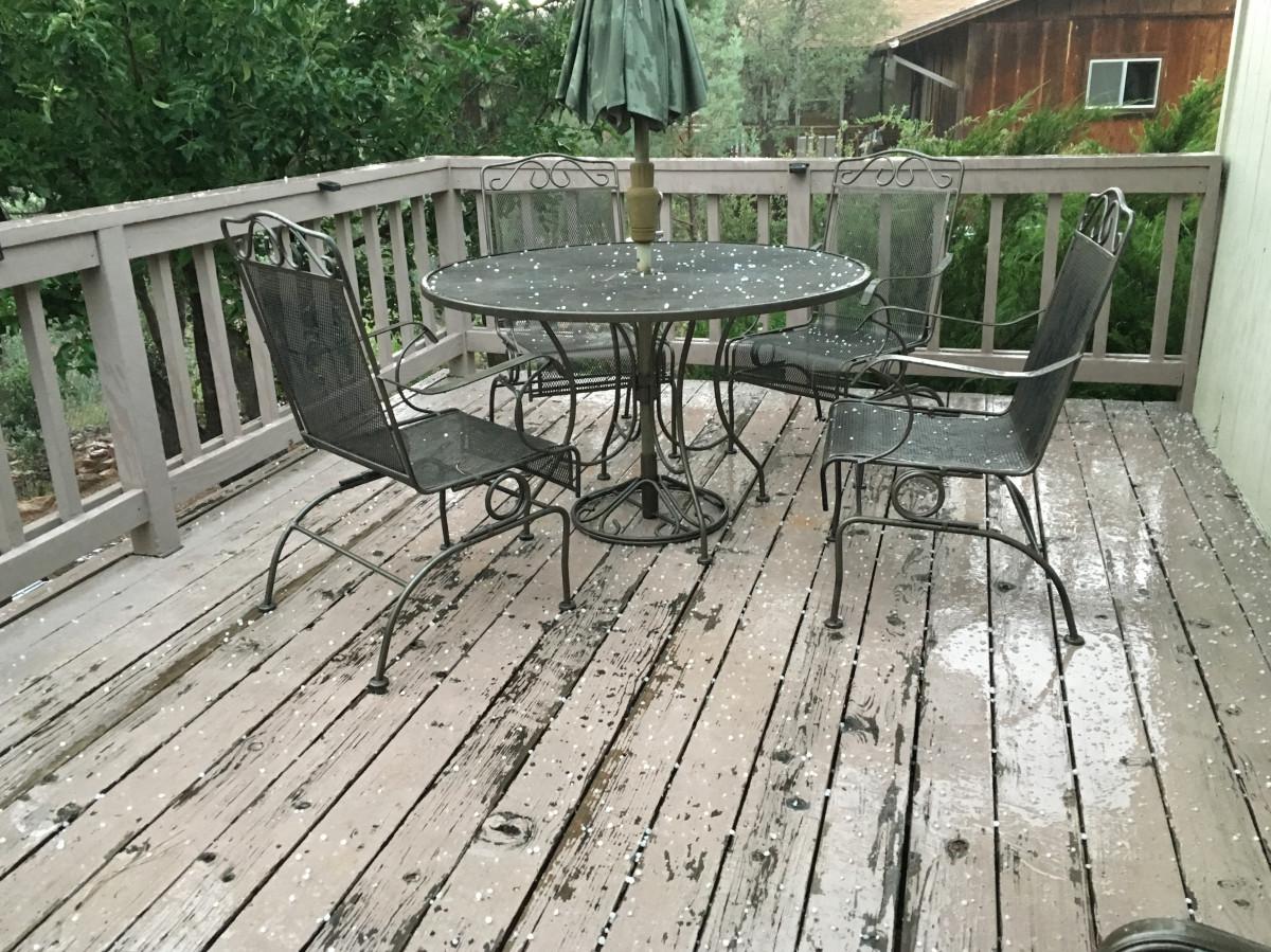 Fotos gratis cubierta madera piso porche pasarela caba a patio interior propiedad - Ley propiedad horizontal patio interior ...