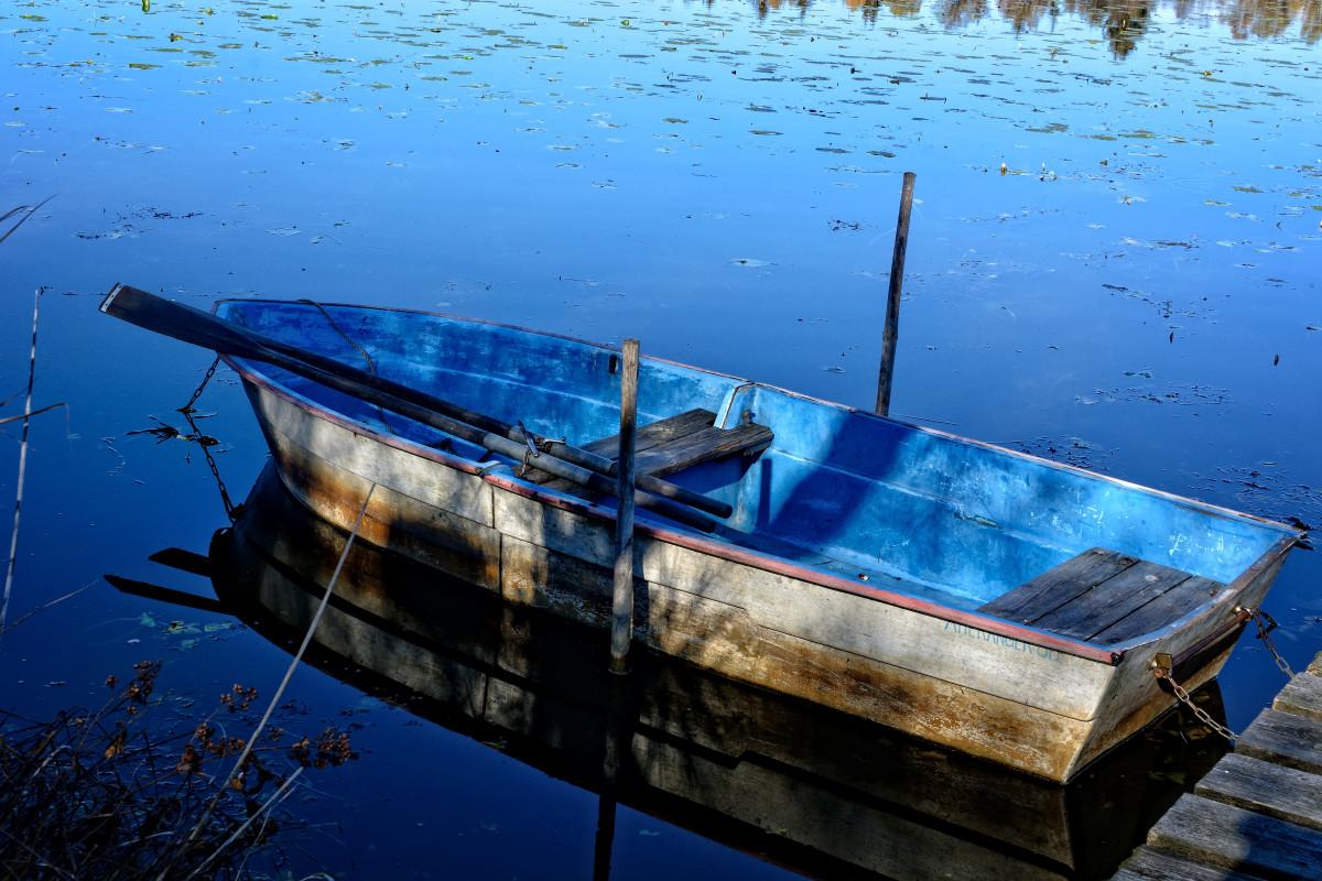 океанская лодка для океана