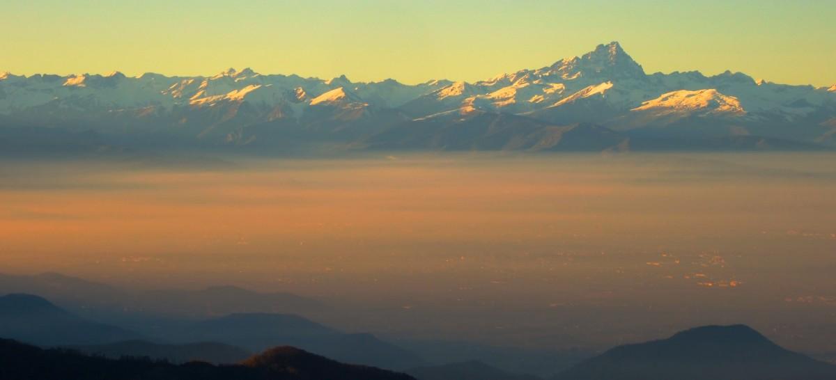 Images gratuites paysage horizon montagne nuage ciel - Du lever du soleil jusqu a son coucher ...