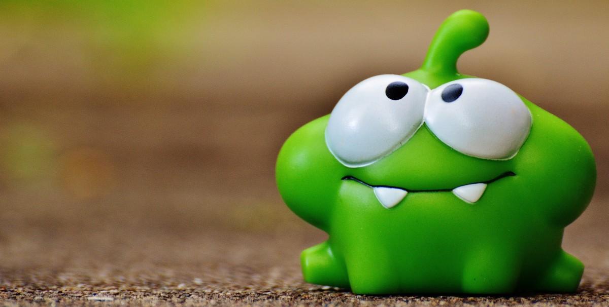 Gambar : imut, makanan, hijau, amfibi, ara, lucu, gambar ...