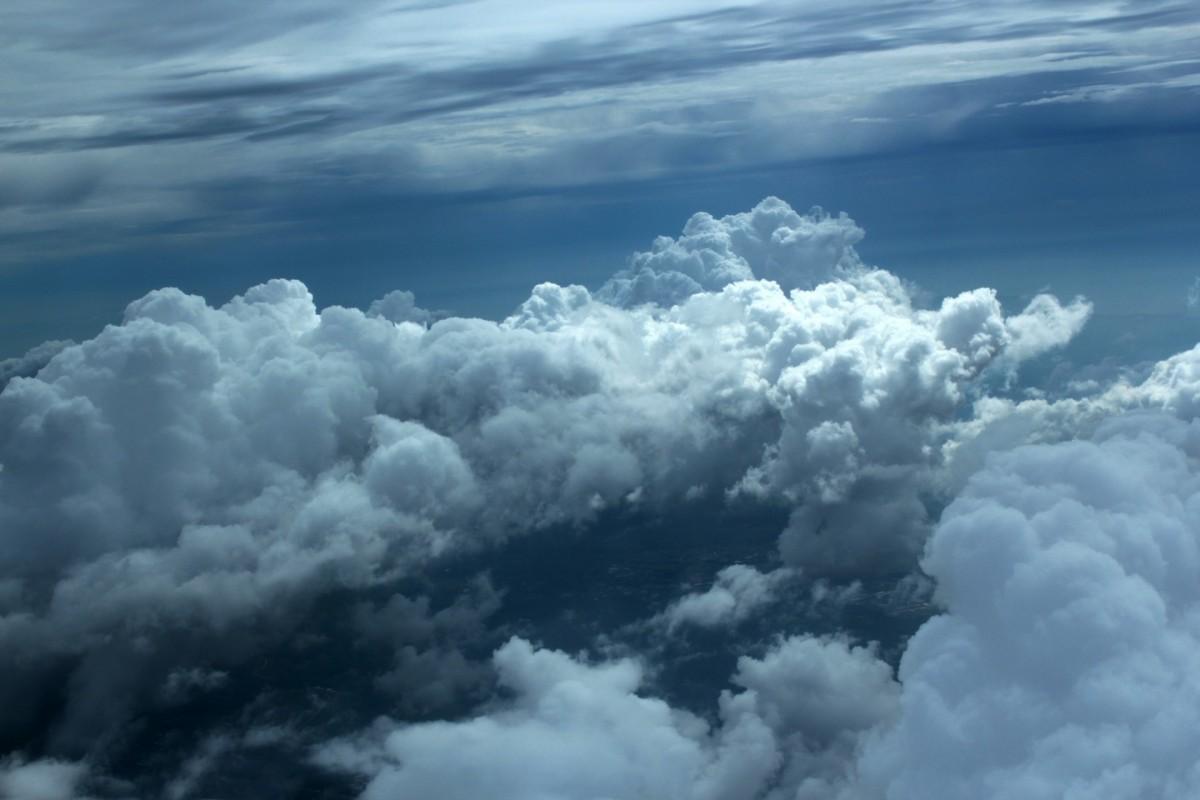 Free Images : nature, horizon, cloud, sunlight, atmosphere ...