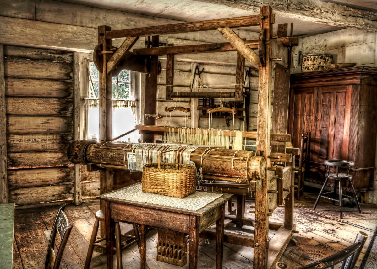 Architecture Wood Vintage Antique Retro Mansion