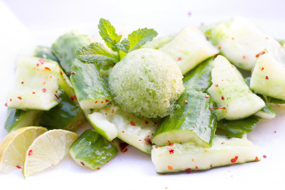 kostenlose foto eis gericht lebensmittel salat gr n chili produzieren gem se gesund. Black Bedroom Furniture Sets. Home Design Ideas