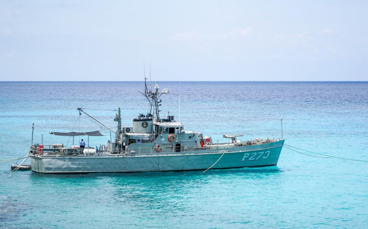 cozumel quintana roo mexico catamaran caribe