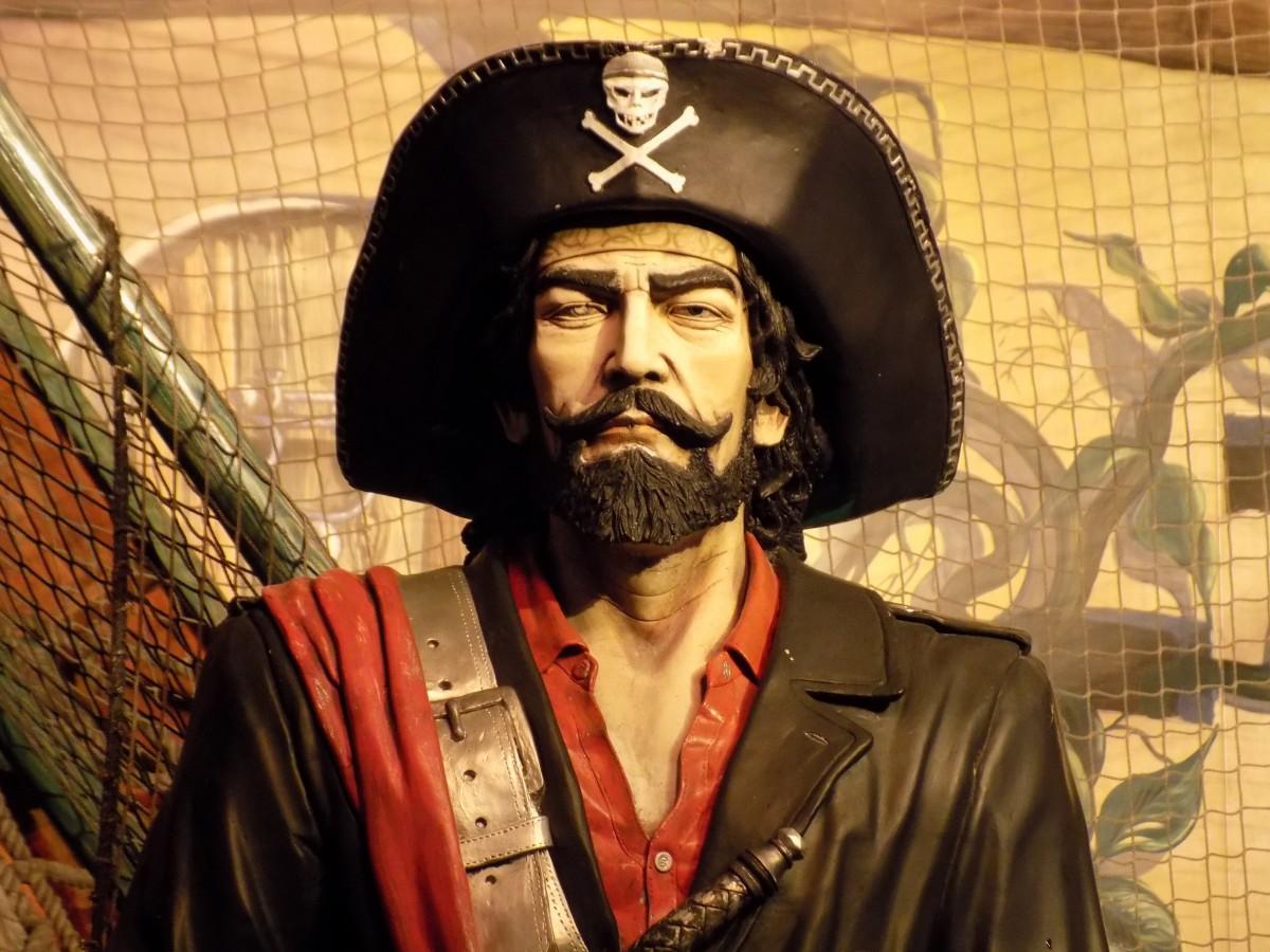 пираты капитан картинки его сусек