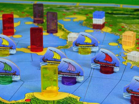 Free fotobanka : loď, hrát si, rekreace, desková hra ...