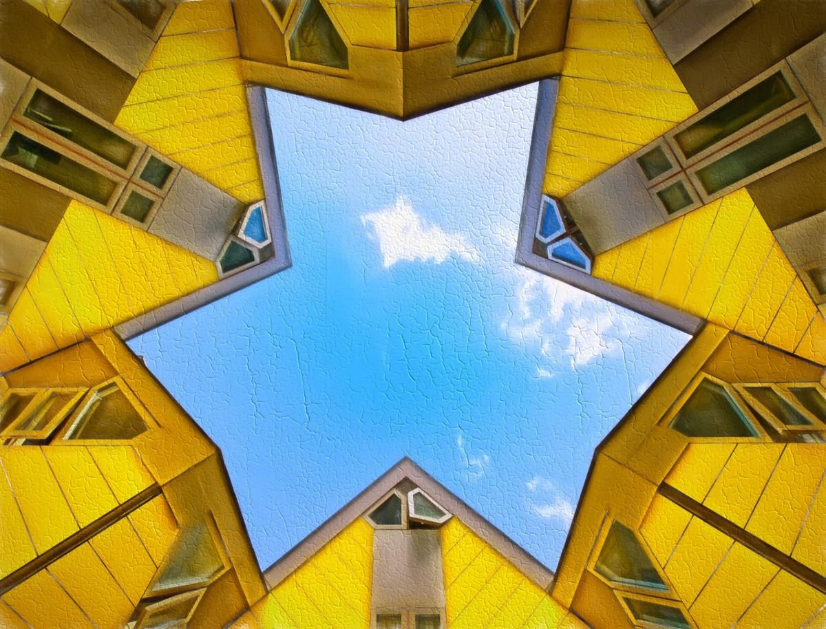 Images gratuites architecture fen tre couleur carr for Conception d architecture maison gratuite