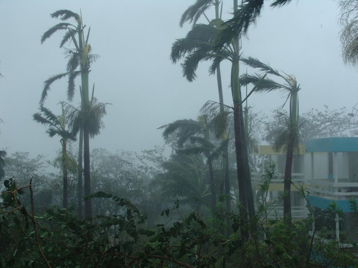 Gambar Badai Penghancuran Bencana Alam Musnah Kekuatan Alam