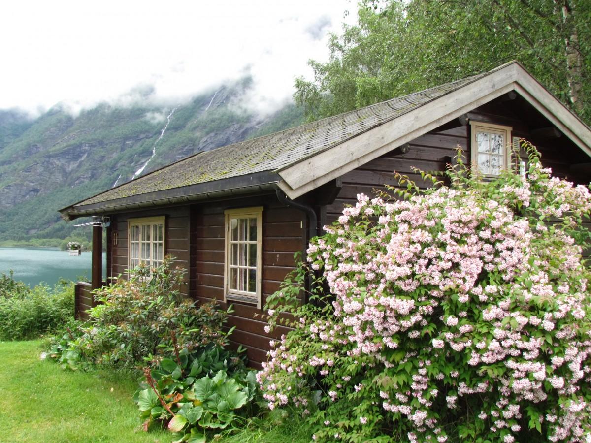 Fotos gratis paisaje cascada flor lago pa s r stico - Casa al rustico ...