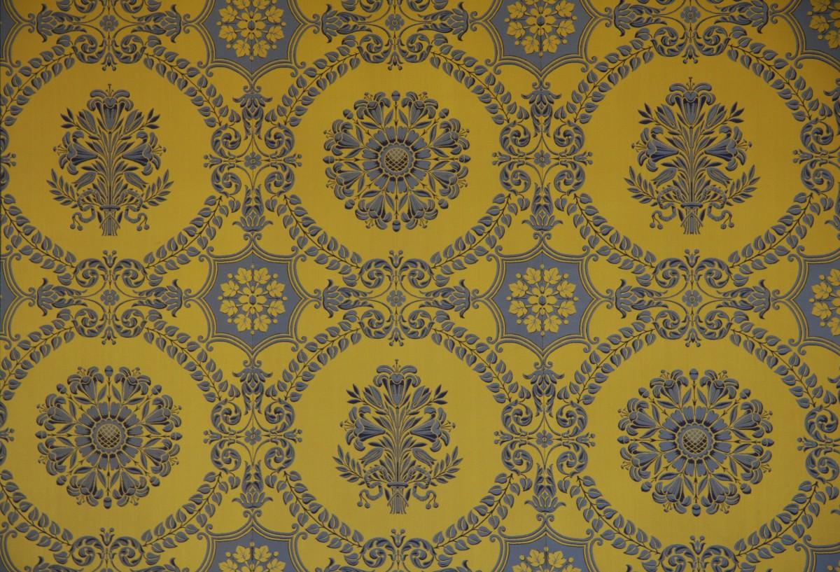 Images gratuites int rieur mur floral d coration for Decoration 18eme siecle