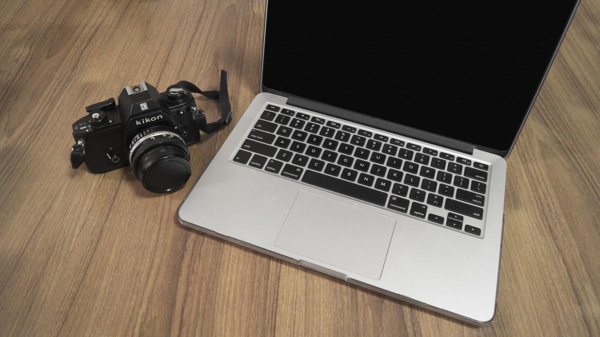 Cara Menyambungkan Kamera Ke Laptop