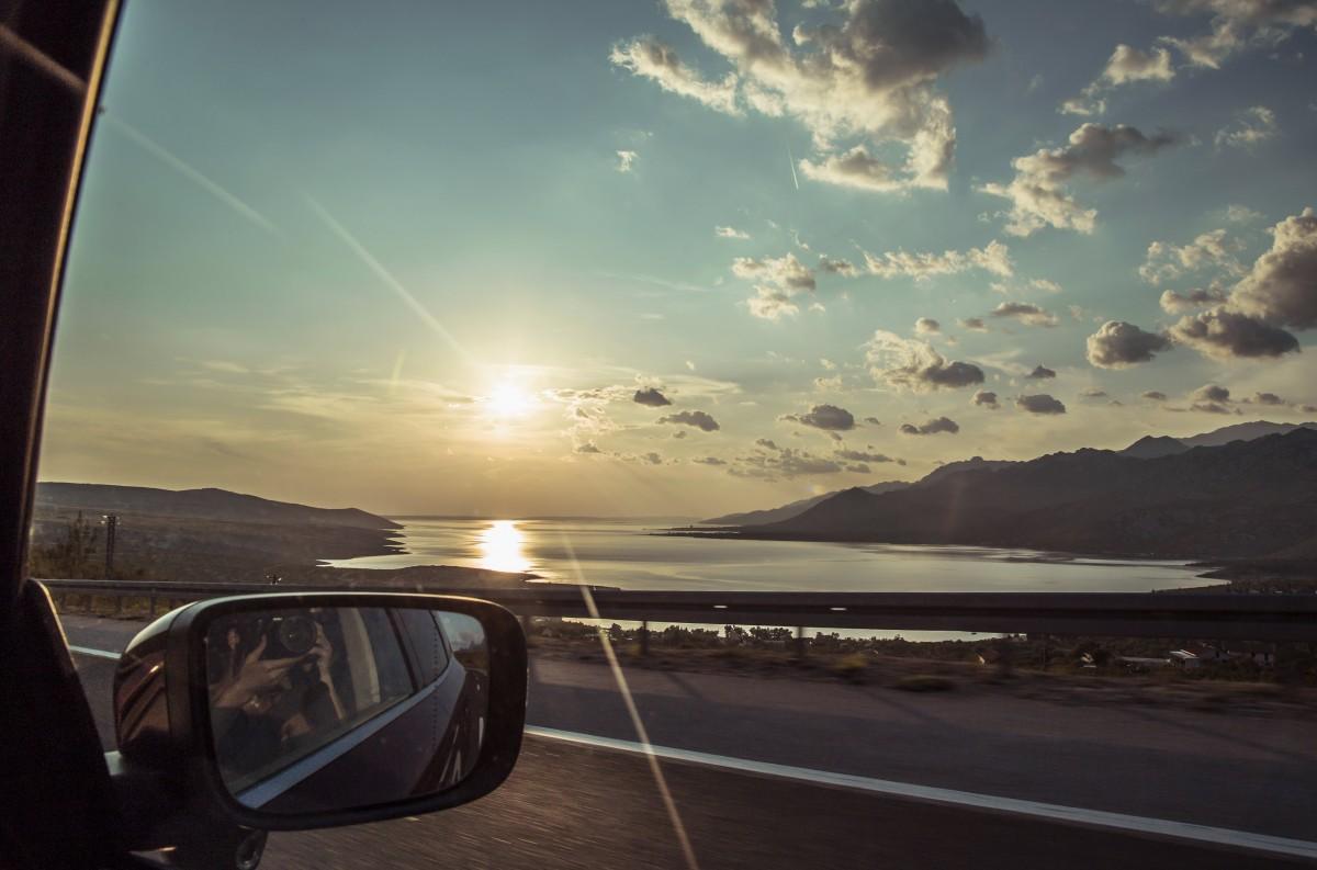 Картинки с видом из окна машины