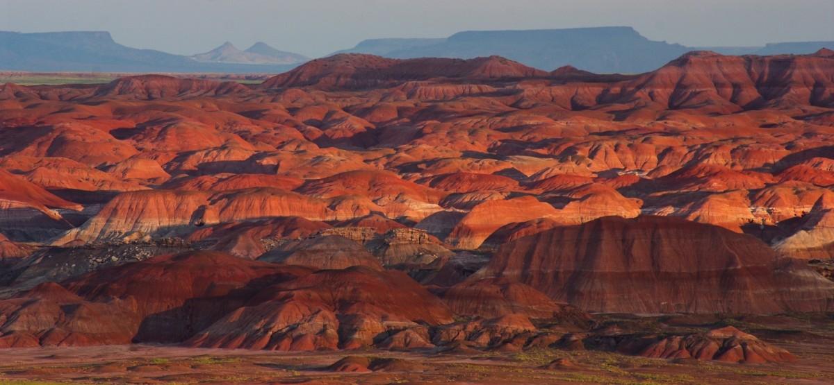 Gambar Pemandangan Pembentukan Amerika Ngarai Polos Arizona Alam Pasir Gurun