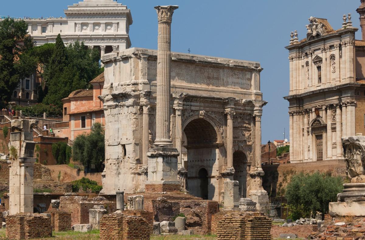Afbeeldingsresultaat voor ruïnes van het Romeinse Forum