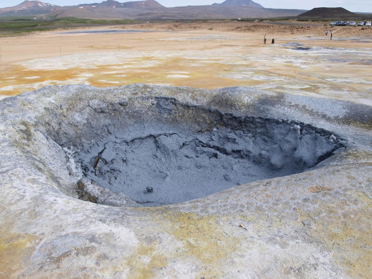 Tulivuori Islanti