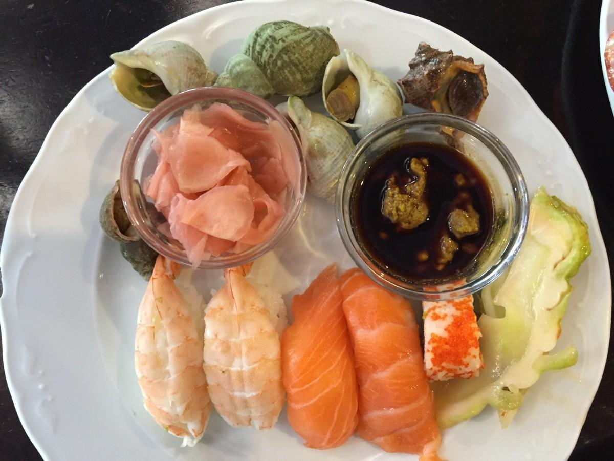Images gratuites plat repas aliments salade fruit de for Nourriture de poisson