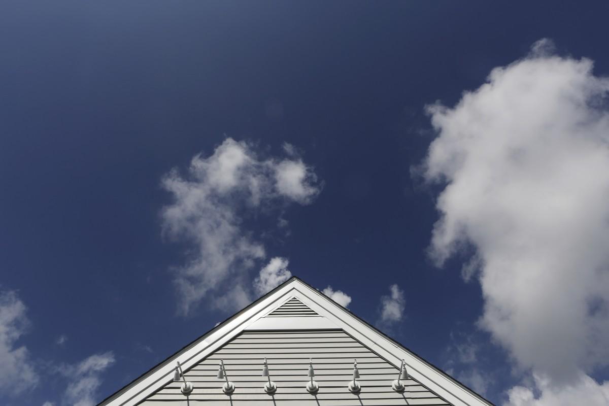 92 Gambar Awan Atap Rumah