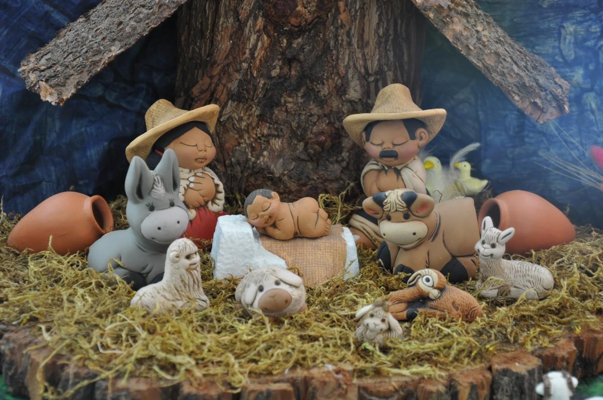 Images gratuites vieux religion agriculture p rou d coration de no l catholique bonheur - Images creches de noel gratuites ...