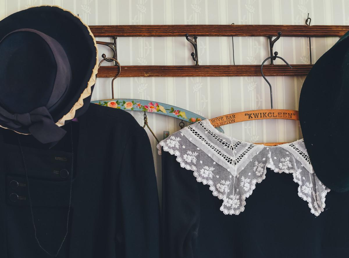 free images coat lace hat clothing black clothe textile