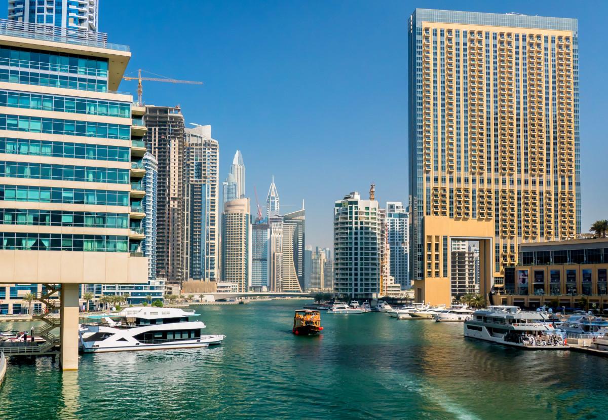 Дубаи марина картинки