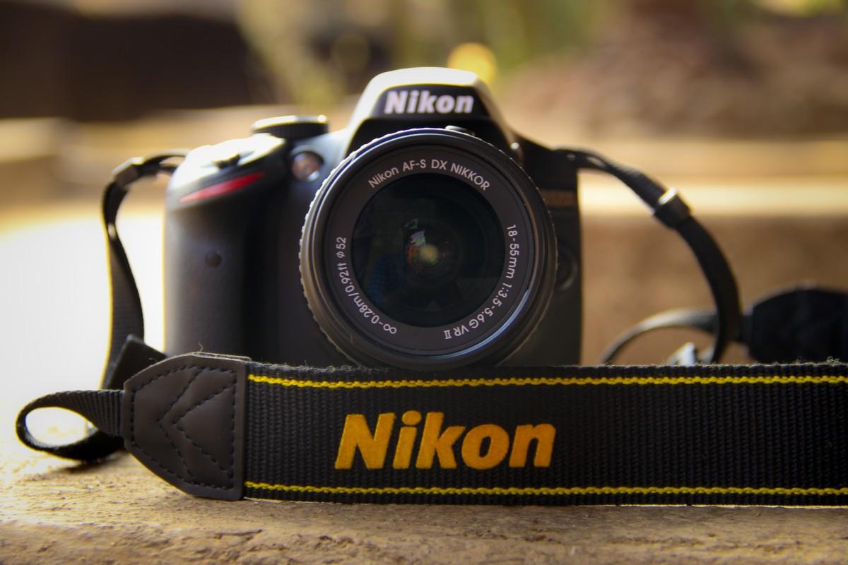 Borsa per fotocamera nikon 86