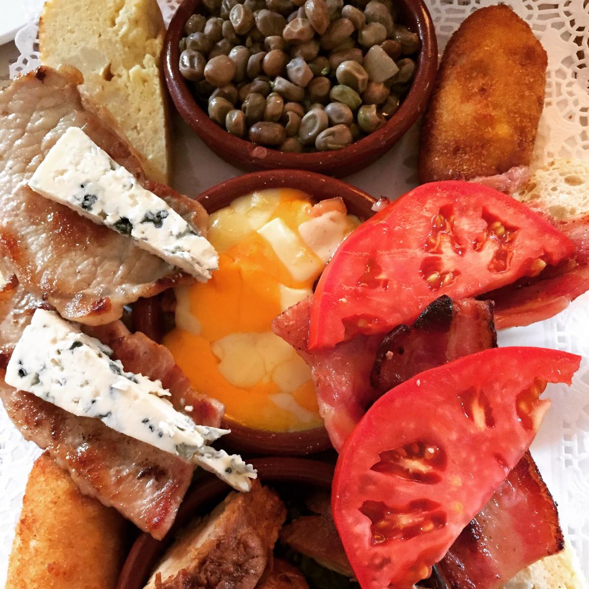 Испанский в картинках кухня, днем рождения картинки