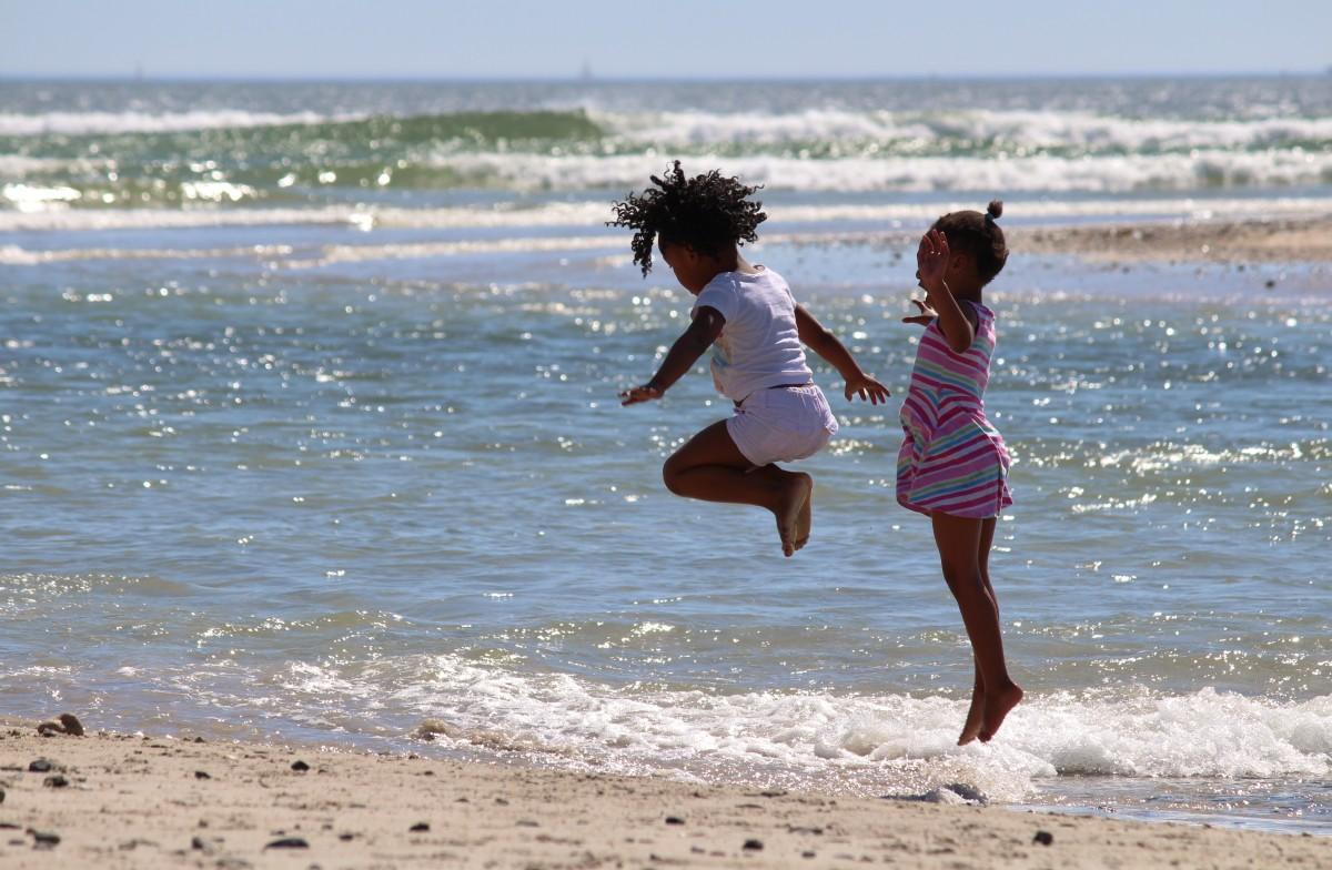 Free Images  Beach, Sea, Coast, Sand, Ocean, People, Girl -4569
