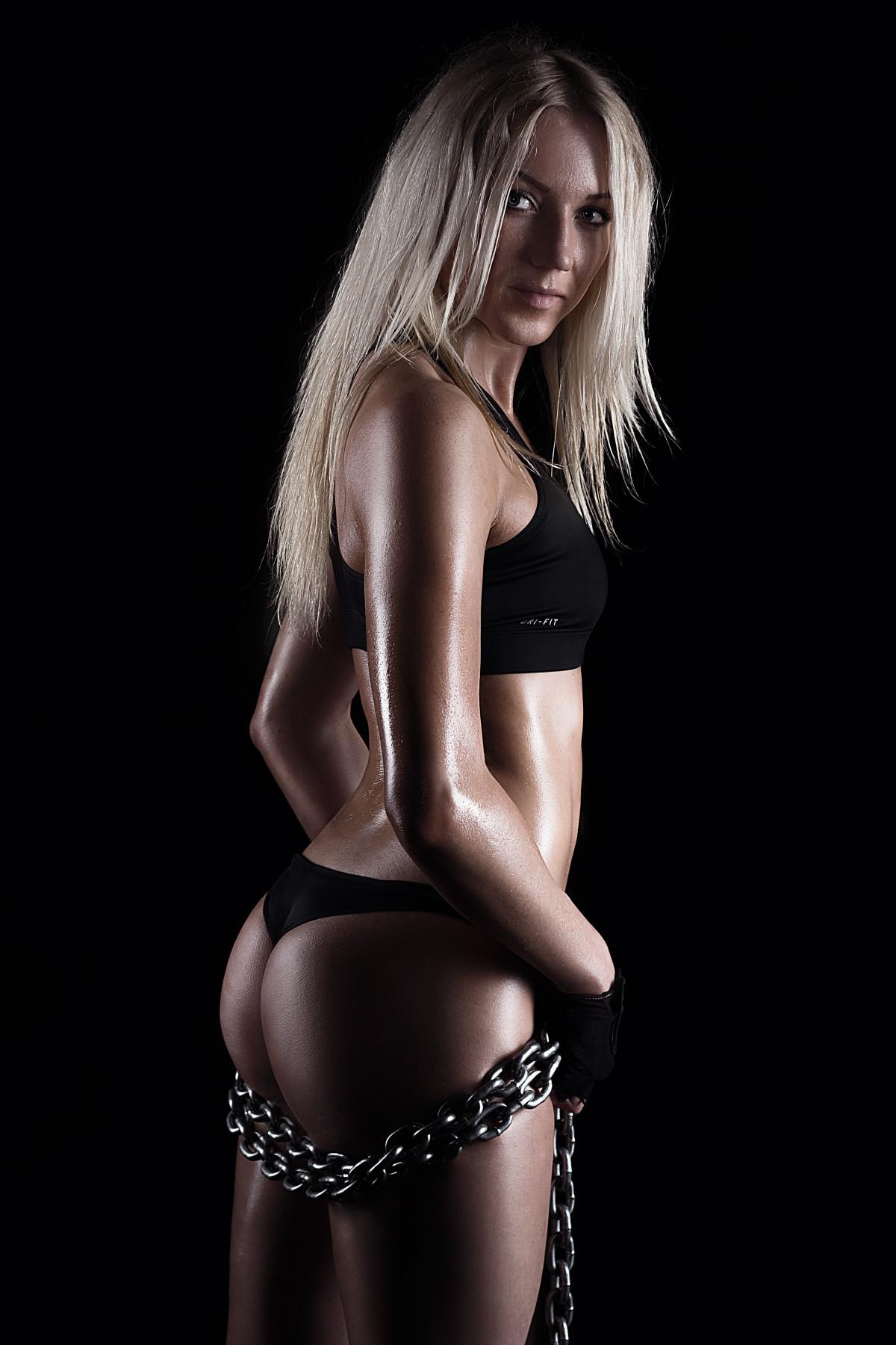 Sexy Women Athletes Nude