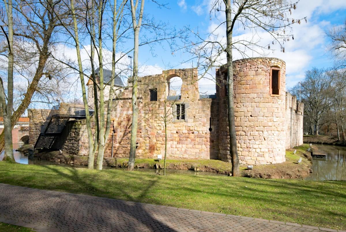 gratis billeder bygning slot t rn bef stning ruin ruiner kloster tyskland. Black Bedroom Furniture Sets. Home Design Ideas