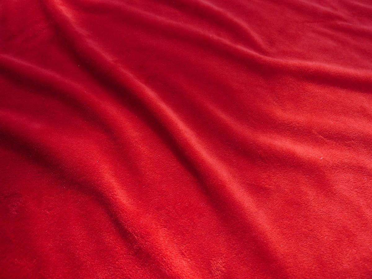 Hình ảnh Cánh Hoa Tối đỏ Cờ Quần áo Hồng Dệt May