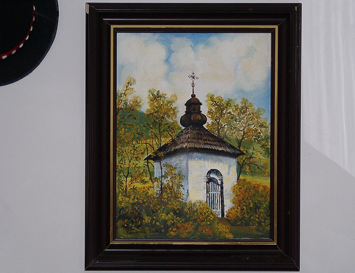 cadre peinture decoration