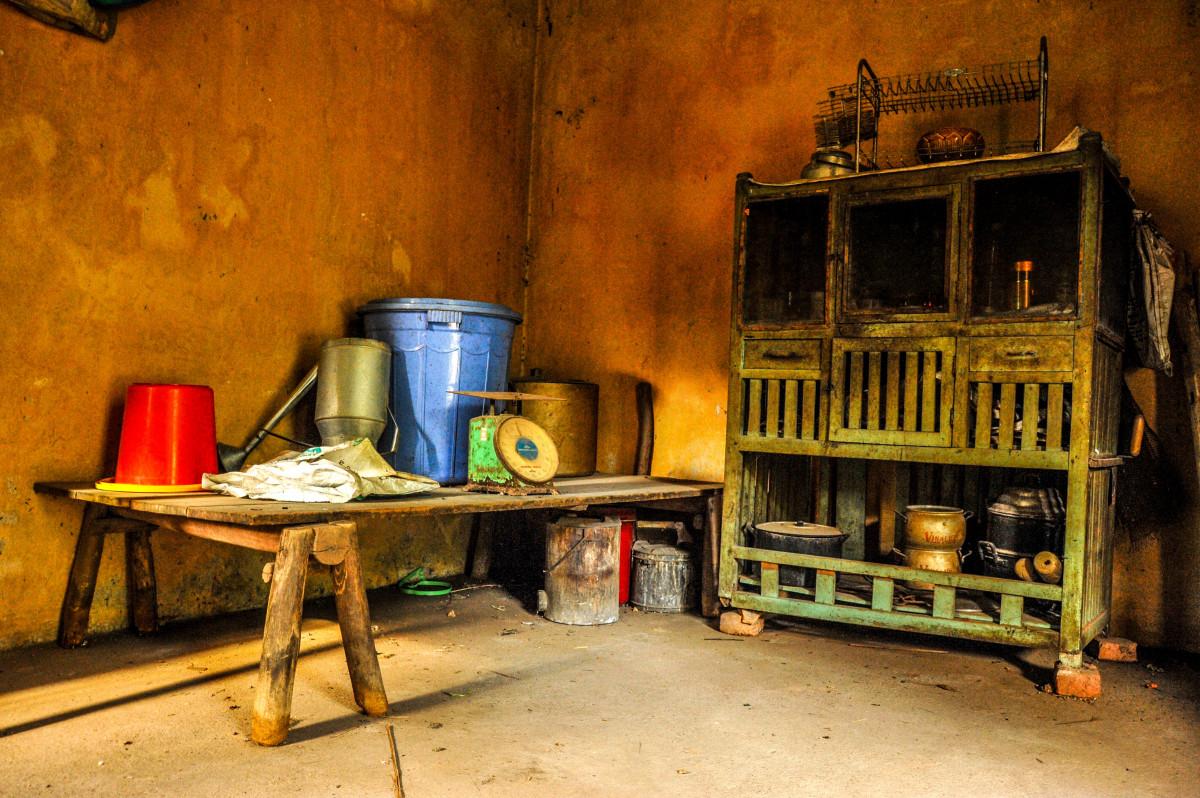 Image result for rumah miskin  vietnam