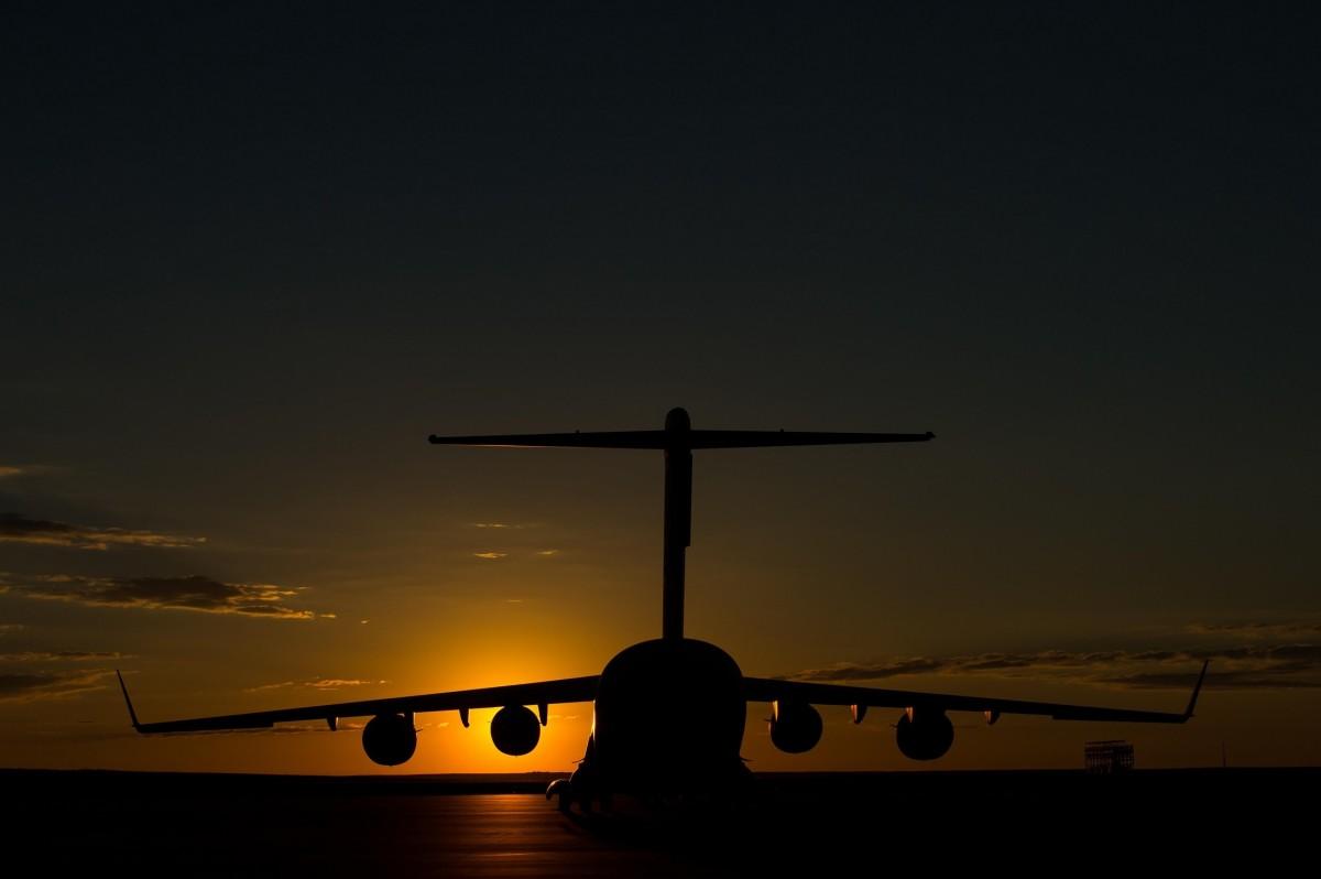 free images silhouette sky sunrise sunset morning