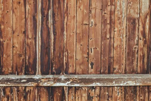 bardage vieux bois