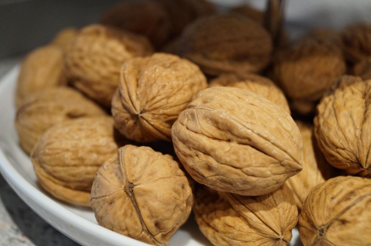 Грецкие орехи помогут при импотенции