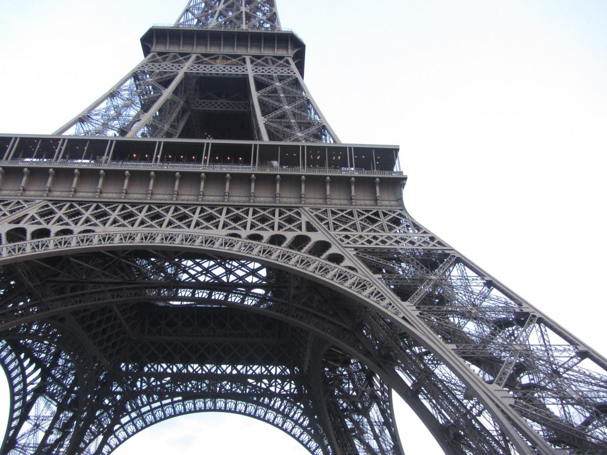 Free images architecture structure eiffel tower paris skyscraper monument travel france - Tour eiffel deco ...