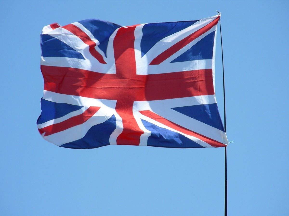 volador país símbolo bandera bandera brisa Pabellón patriotismo Reino Unido nacional británico bandera del Reino Unido patrimonio nación ondulación gran Bretaña Reino Unido Bandera de los estados unidos