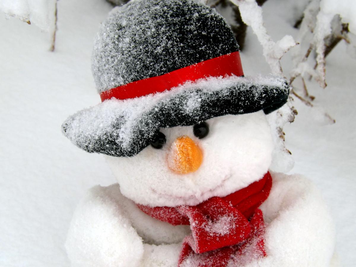 Картинки со снегом красивые прикольные