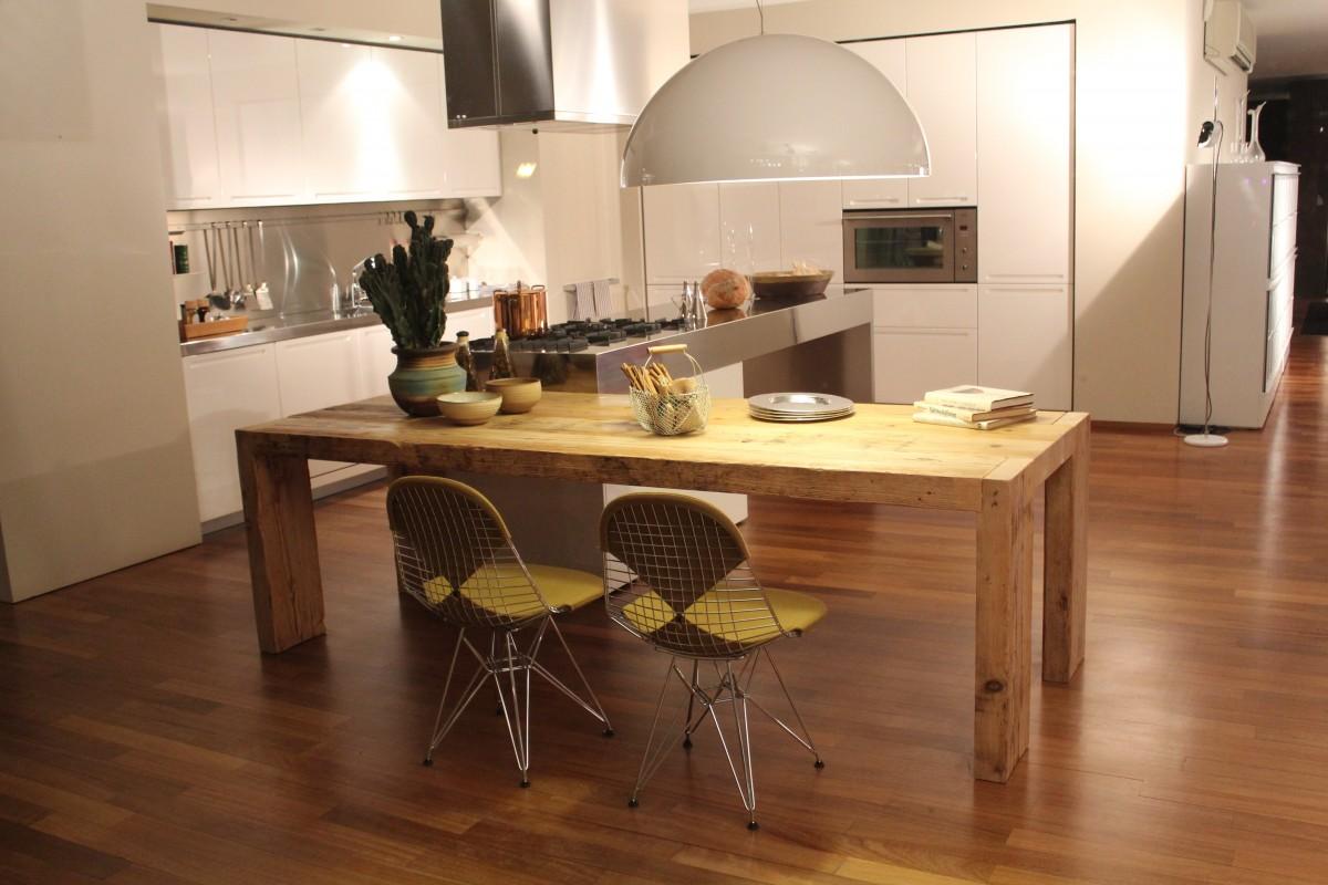 table, wood, house, floor, interior, home