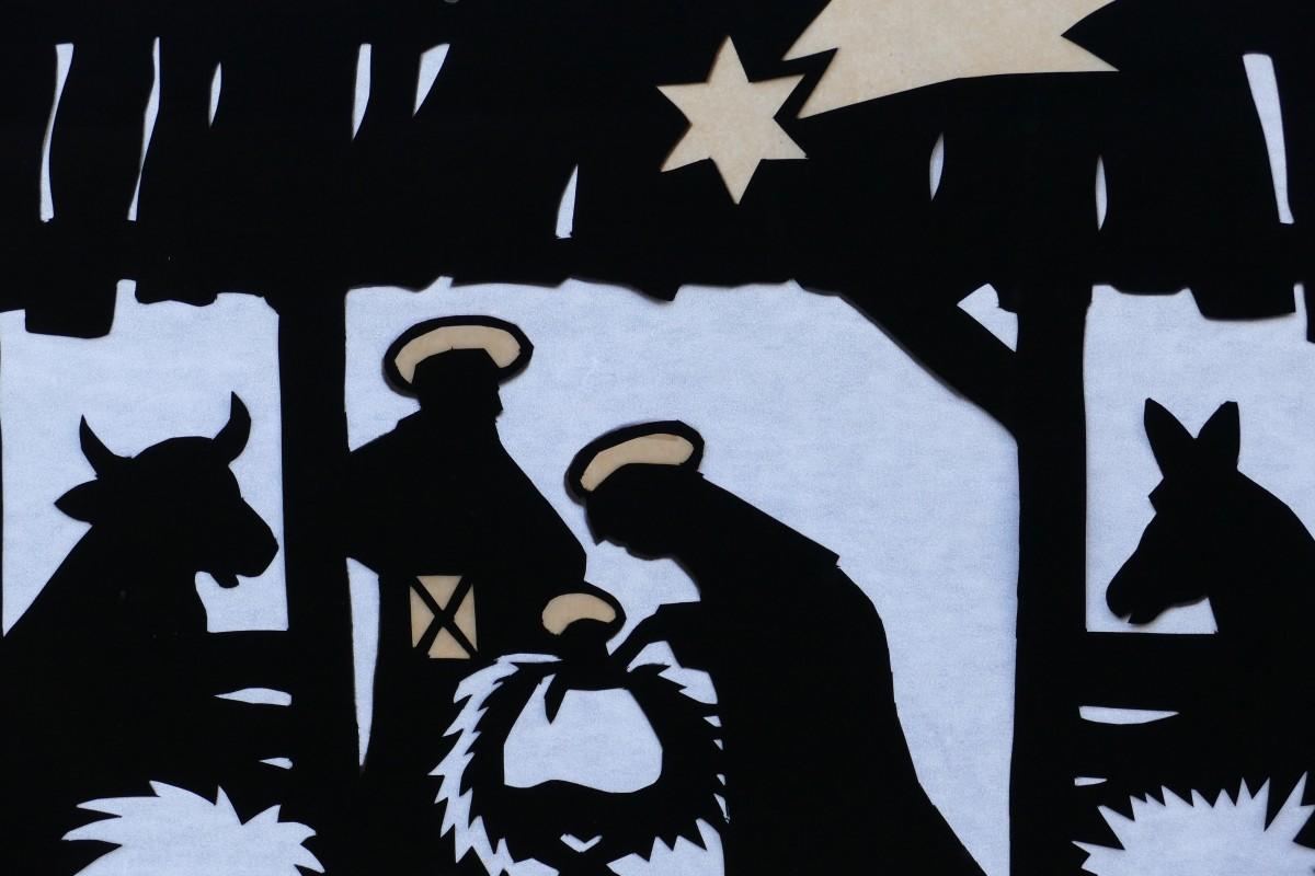 Image result for nativity cartoon